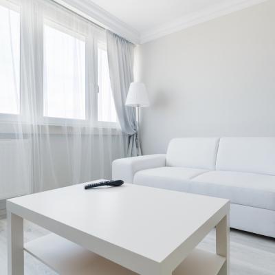 white-living-area